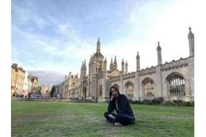 ลัค-เยาวลักษณ์-ยอดสุวรรณ์เรียนต่อที่ประเทศอังกฤษ